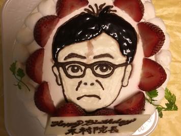 個別指導とバースデーケーキ