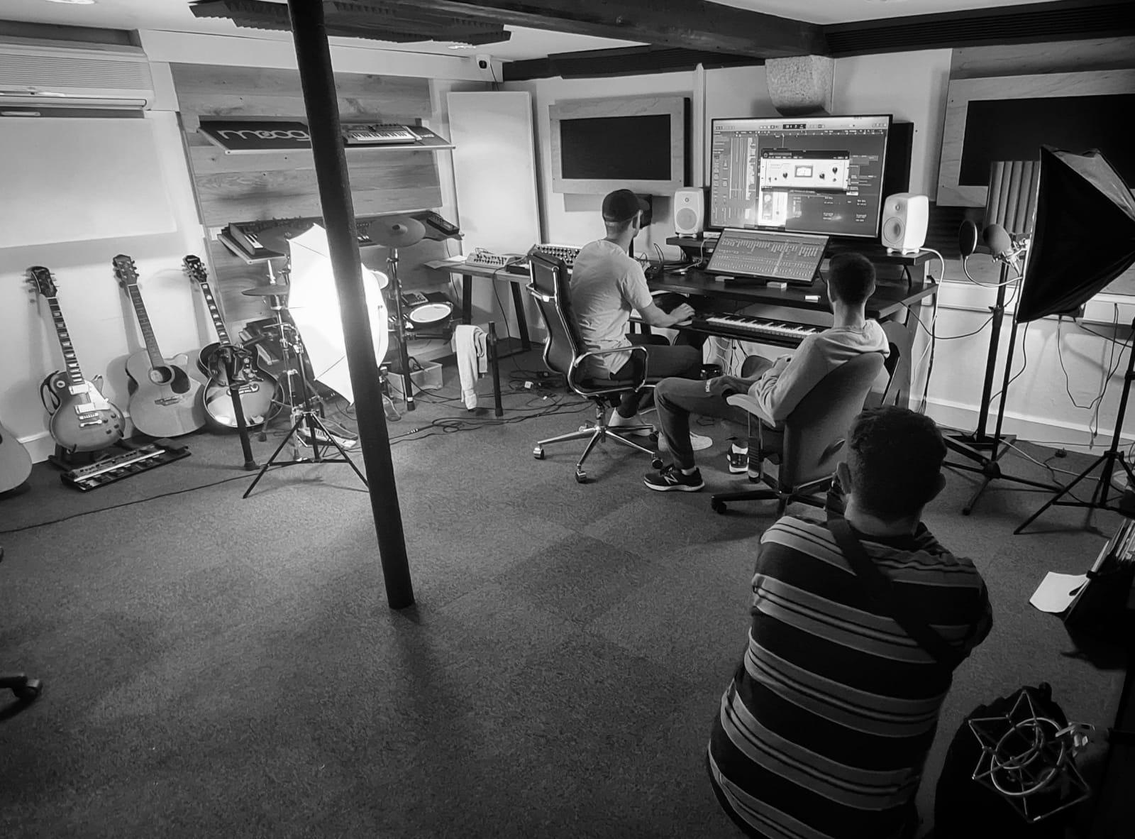 Cornwall Recording Studio