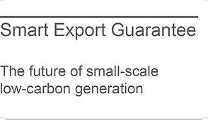 Smart Export Guarantee Devon