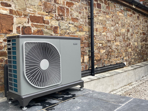 Why are heat pumps the future for home heating systems?