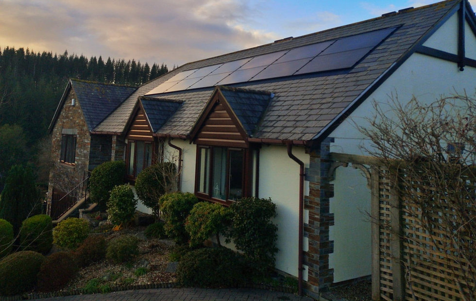 Devon Solar Panels Heat Pumps