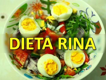Ești tentată de dieta Rina? Află de ce n-ar fi bine s-o ții!