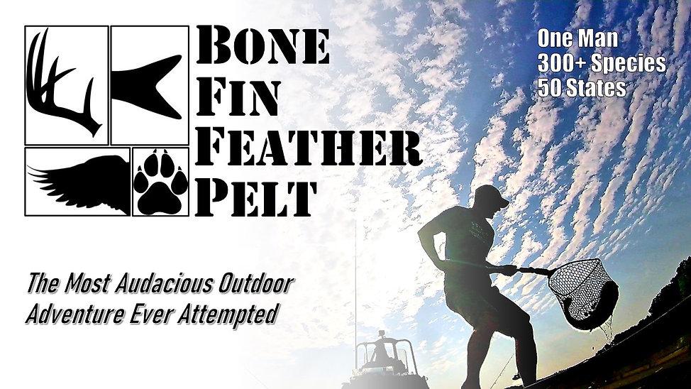 Bone Fin Feathe Pelt