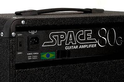 SPACE GUITAR 80 WATTS