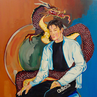 Portrait of Bill Gao