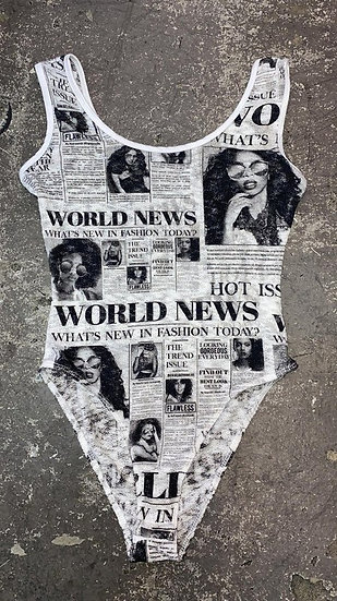 World News Bodysuit