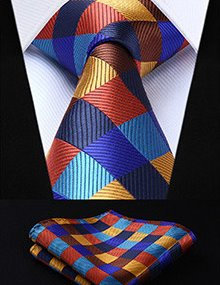 Multi-Colored Tie Edition
