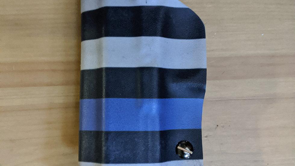 Glock blue line holster