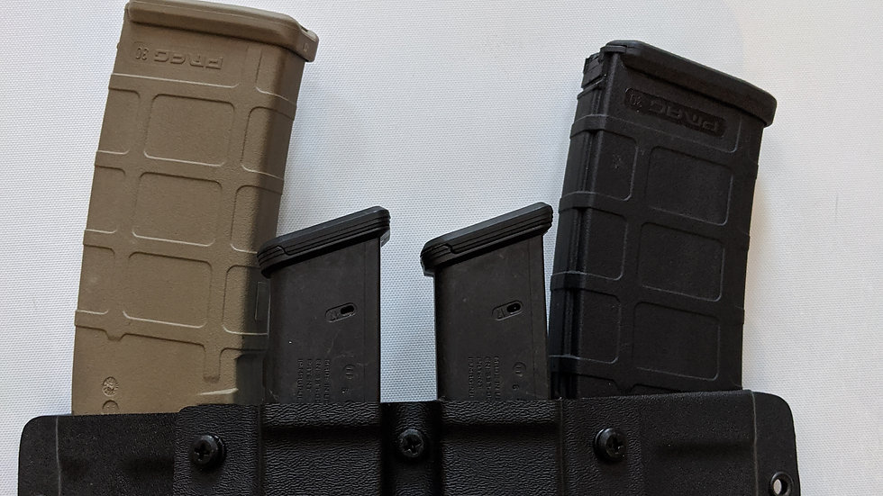Combo mag pouch