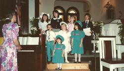 Bethany Past Easter Program