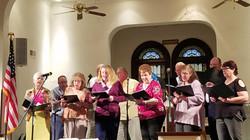 Homecoming2018 Choir
