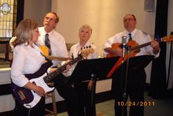 Bethany Past - group singing