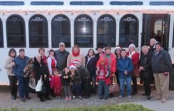 Bethany Past - Trolley Christmas Caroling