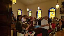 Homecoming2018 Congregation