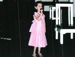 Bethany Past - Child Singing