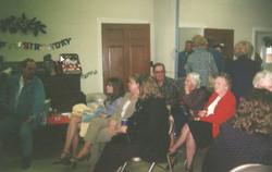 Bethany Past - Adult Sunday School Class