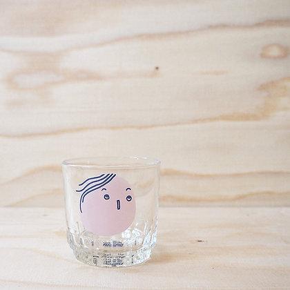 LET´S FACE IT glass
