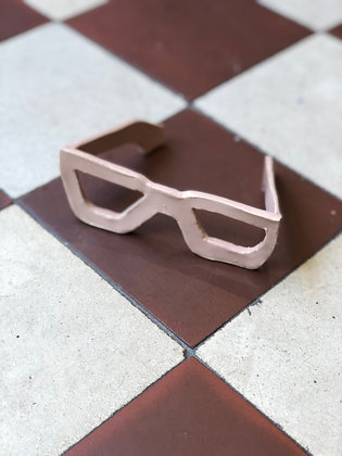 FOKUS glasses pink