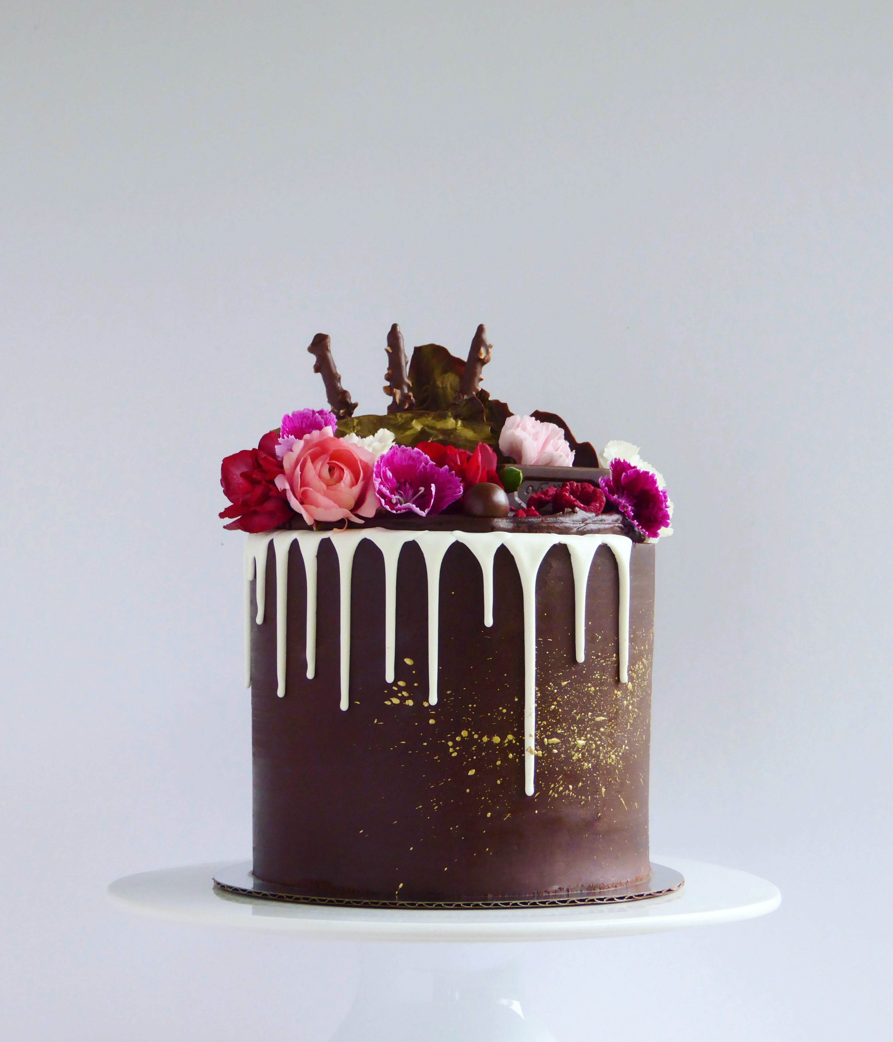 CHOCOLATE FLORAL