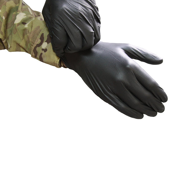 Black Maxx Gloves - 10 Pair Pack
