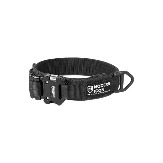 Rigid K9 Collar
