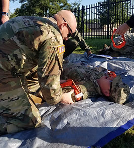 tactical medical training tourniquet application TECC TCCC Tactical Combat Casualty Care