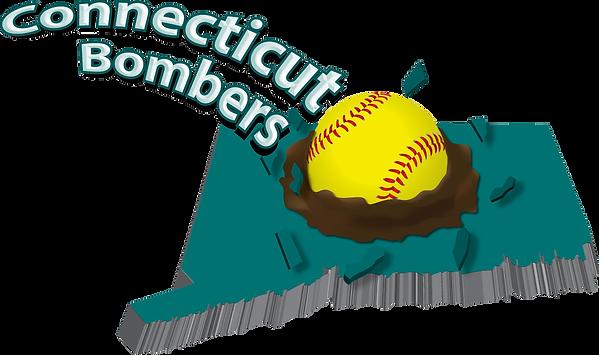Connecticut Bombers Logo New Transparent