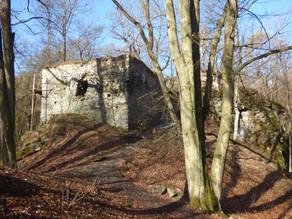 Nejmenší český hrad