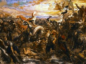 Boží bojovníci u Varny