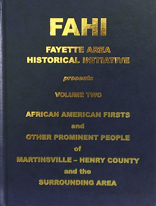 African American First, Volume 2