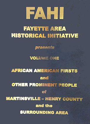 African American First, Volume 1