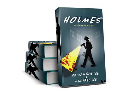 Holmes -Teaser Tuesday!