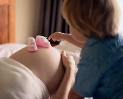 Babybauchfotograf Nürnberg / Fürth