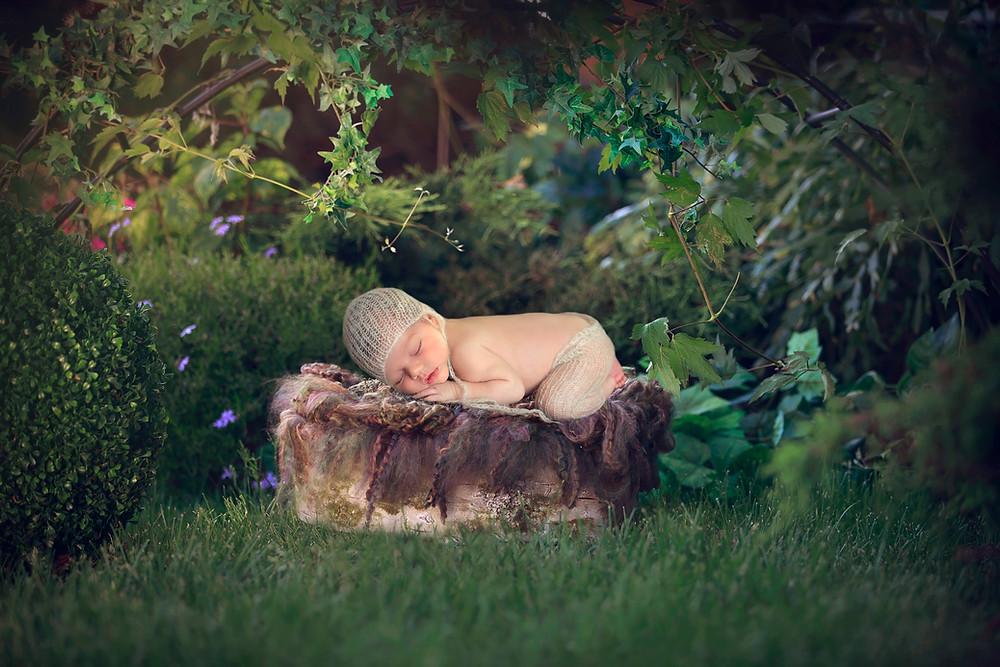 Portrait Newborn Baby Fotograf Nürnberg Fürth