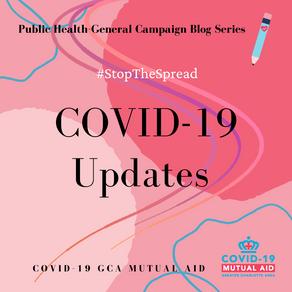 COVID-19 Updates Part II