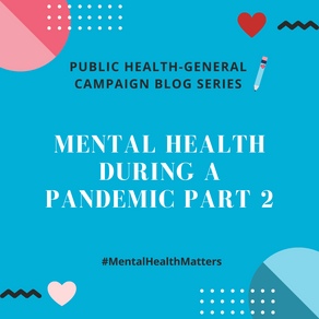 Mental  Health  During  a  Pandemic (Part II)