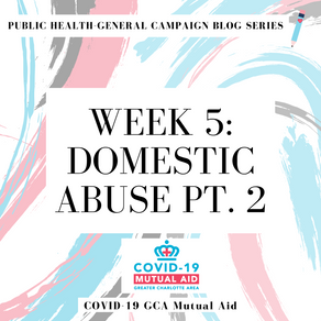 Domestic Abuse During a Pandemic Part II