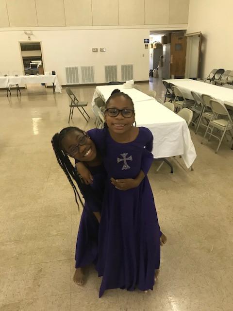 Church dance ministry