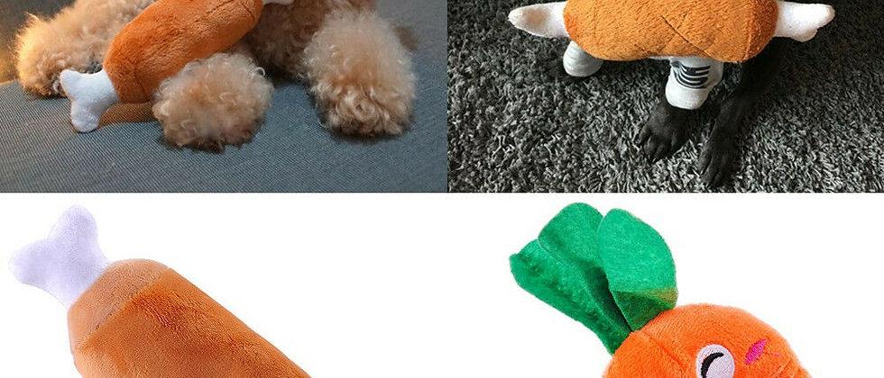 Para Perro de Juguete Juego Divertido masticables para mascotas perritos juguete