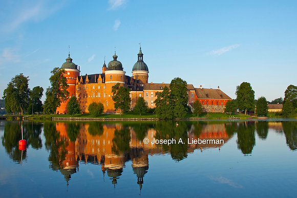 Mariefred, Sweden, Gripsholm Palace