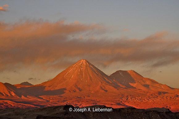 Atacama Desert, Licancabur Volcano, Chile