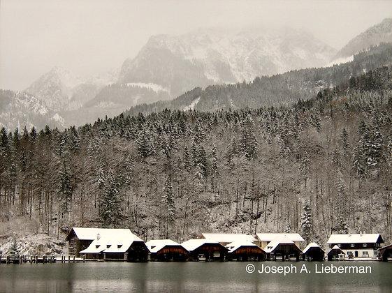 Lake Königssee, Germany