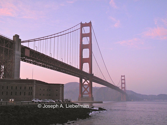 Fort Point, San Franciso