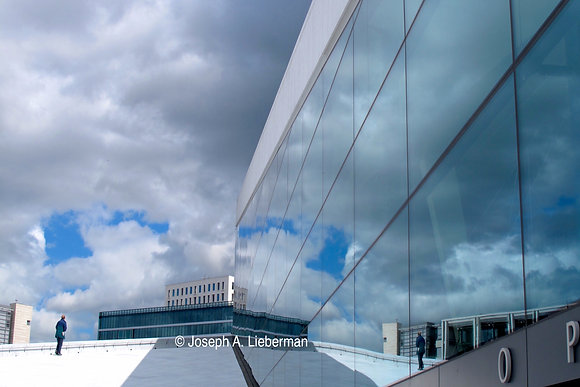 Oslo, Norway, Opera House