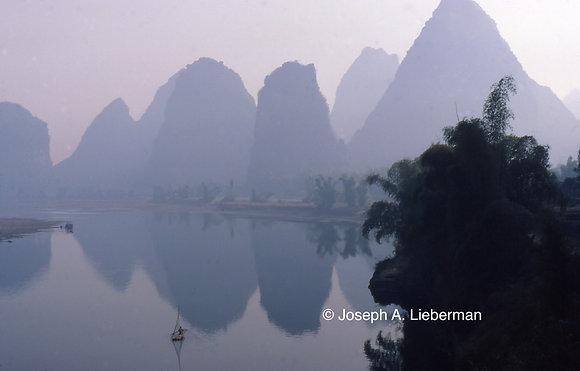 Xingping, Li River, China