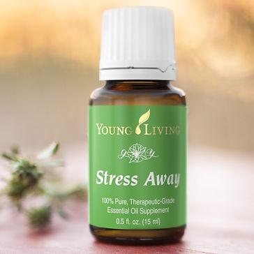 Stress Away Stresszoldó illóolajkeverék Young Living