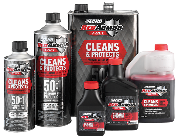 Red Armor Oils & Fuels
