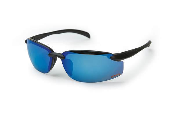 Protective Glasses, Deputy II Glasses Blue Mirror