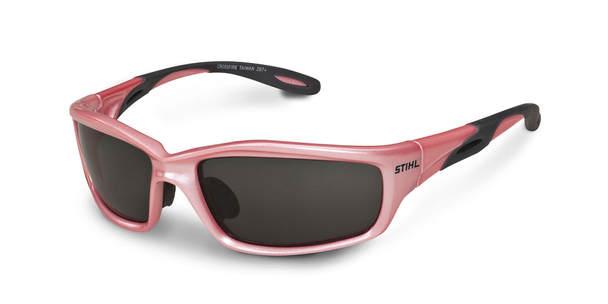 Protective Glasses, Cotton Candy Smoke Lens