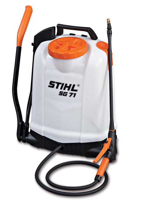 STIHL SG-71 4.75 Gal. Backpack Sprayer